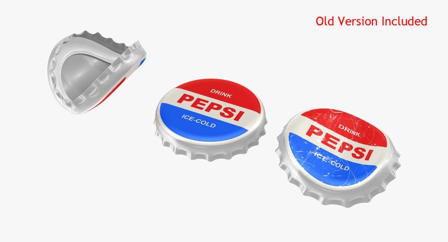 Bottle Cap royalty-free 3d model - Preview no. 6