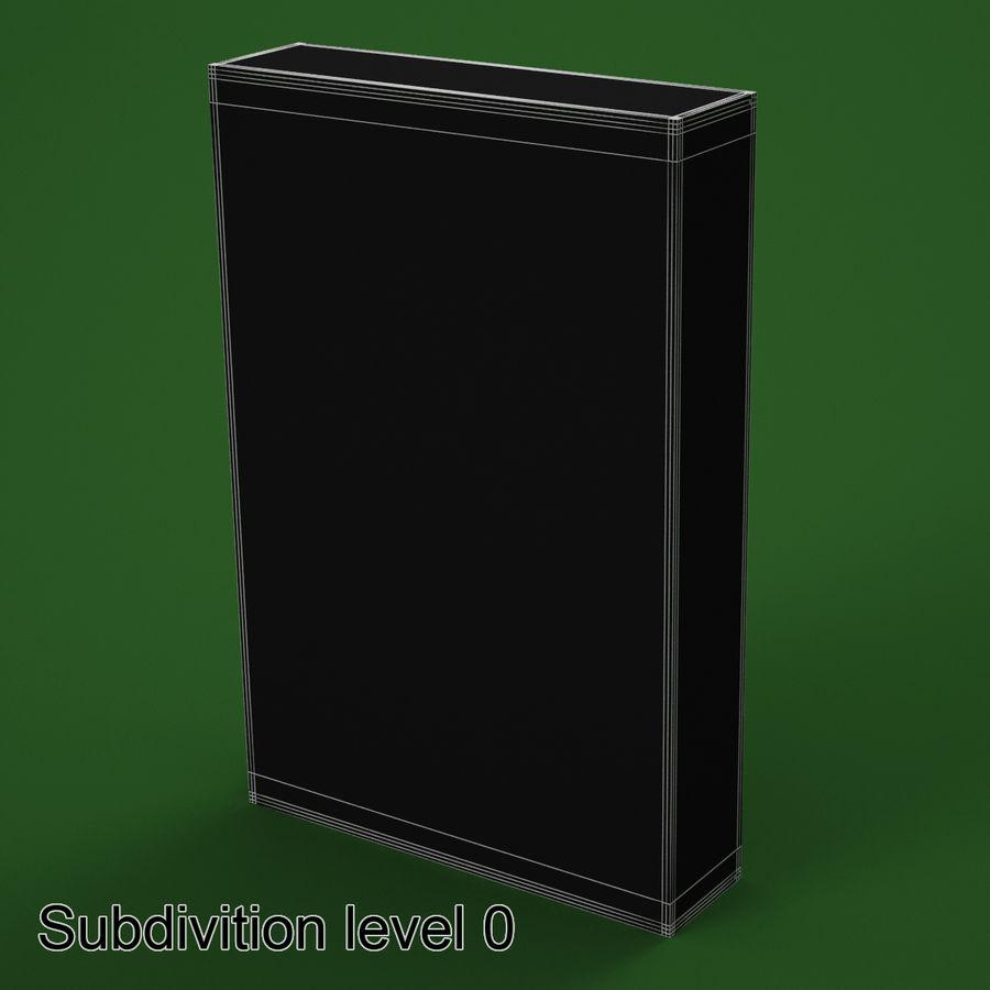 Talia kart royalty-free 3d model - Preview no. 6