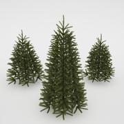 fir-tree 3d model