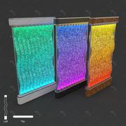 bellenfontein # 3 - 3 kleuren 3d model