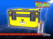 BTTF Plutonium box 3d model
