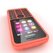 Nokia 130 Çift SIM 3d model
