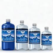 Flaska 3d model