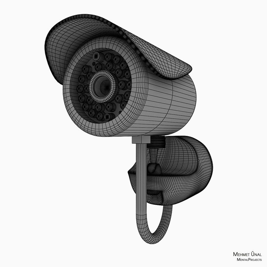 Telecamera di sicurezza royalty-free 3d model - Preview no. 2