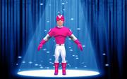 Super Hero 3d model