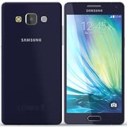 Samsung Galaxy A5 3d model