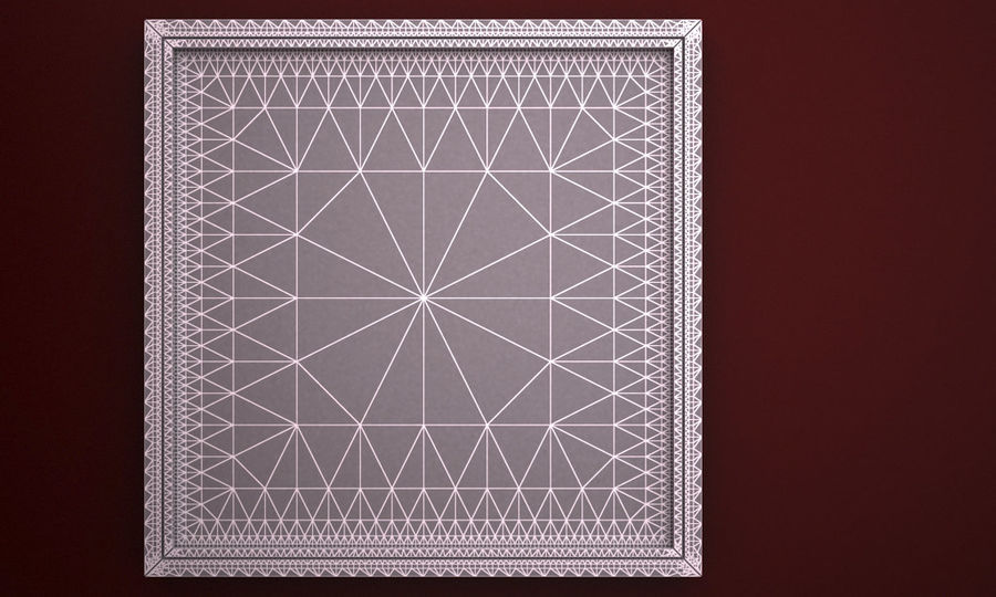 PŁÓTNIE SCUPTURE 3D ARCHITECTURE 2014 RAW royalty-free 3d model - Preview no. 2
