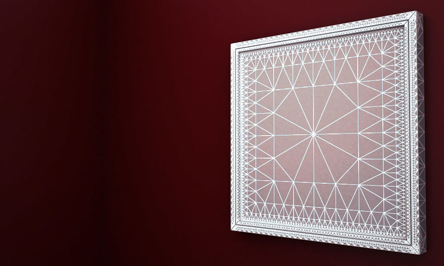 PŁÓTNIE SCUPTURE 3D ARCHITECTURE 2014 RAW royalty-free 3d model - Preview no. 5