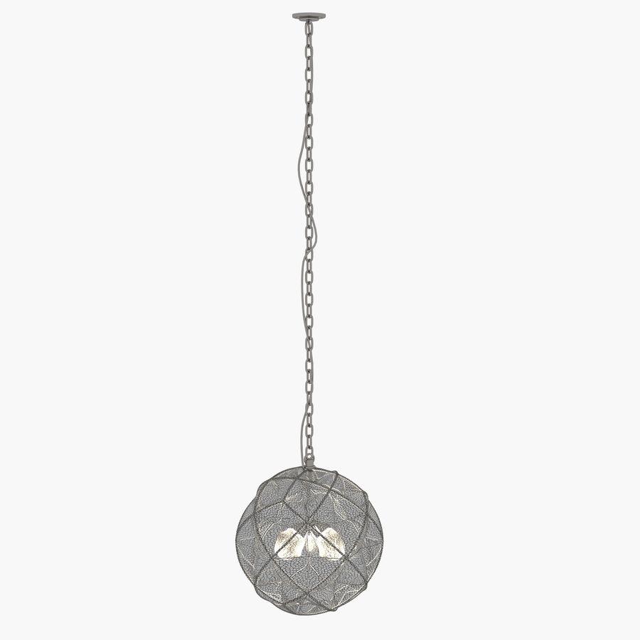 colgante de cúpula de de Lámpara geodésica vidrio mercurio f6ybY7gIv