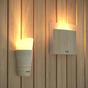 Klafs sauna lights 3d model