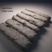 pedra 3d model
