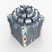 Kerstdoos gesloten2 Alle kunst 3d model