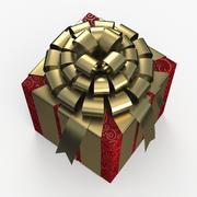 Рождество BOX Все 3d model