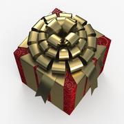 Christmas BOX All 3d model