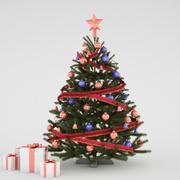 Sapin de Noël 3d model
