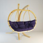 Globo koninklijke stoel 3d model