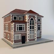 시골집 3d model