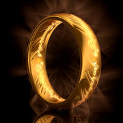 The One Ring 3d model