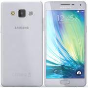 Samsung Galaxy A5 Cinza 3d model