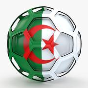 Emission de Football Algérie 3d model