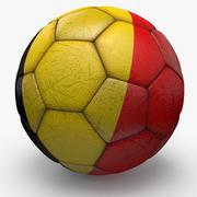 Soccerball pro Belgium 3d model