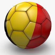Soccerball pro clean Belgique 3d model