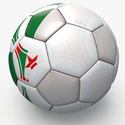 Soccer triangles pro Algerie 3d model