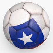 Soccerball pro Chile 3d model