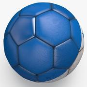 Soccerball pro Honduras 3d model
