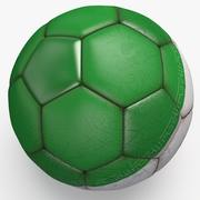 Soccerball pro Iran 3d model