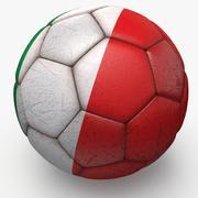 Soccerball pro Italy 3d model