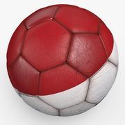 Soccerball pro Netherlands 3d model