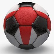 Soccerball en Angleterre 3d model