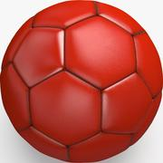 Soccerball pro clean China 3d model