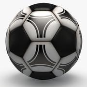 Soccerball pro clean triangles 3d model