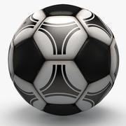 Soccerball Pro saubere Dreiecke 3d model
