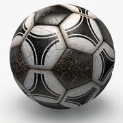 Soccerball Pro 삼각형 3d model