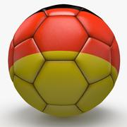 Soccerball pro clean Germany 3d model
