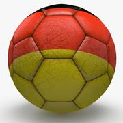 Soccerball pro Germany 3d model