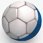 Soccerball pro Russie 3d model
