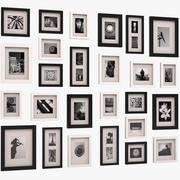 Art Picture Wall 2 3d model