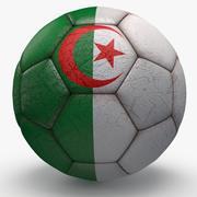 Soccerball pro Algerije 3d model