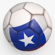 Soccerball pro Colombie 3d model