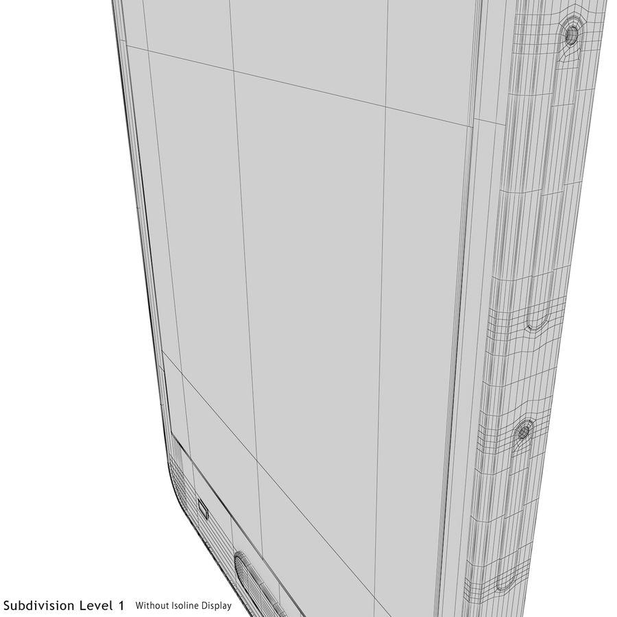 삼성 갤럭시 A5 실버 royalty-free 3d model - Preview no. 30