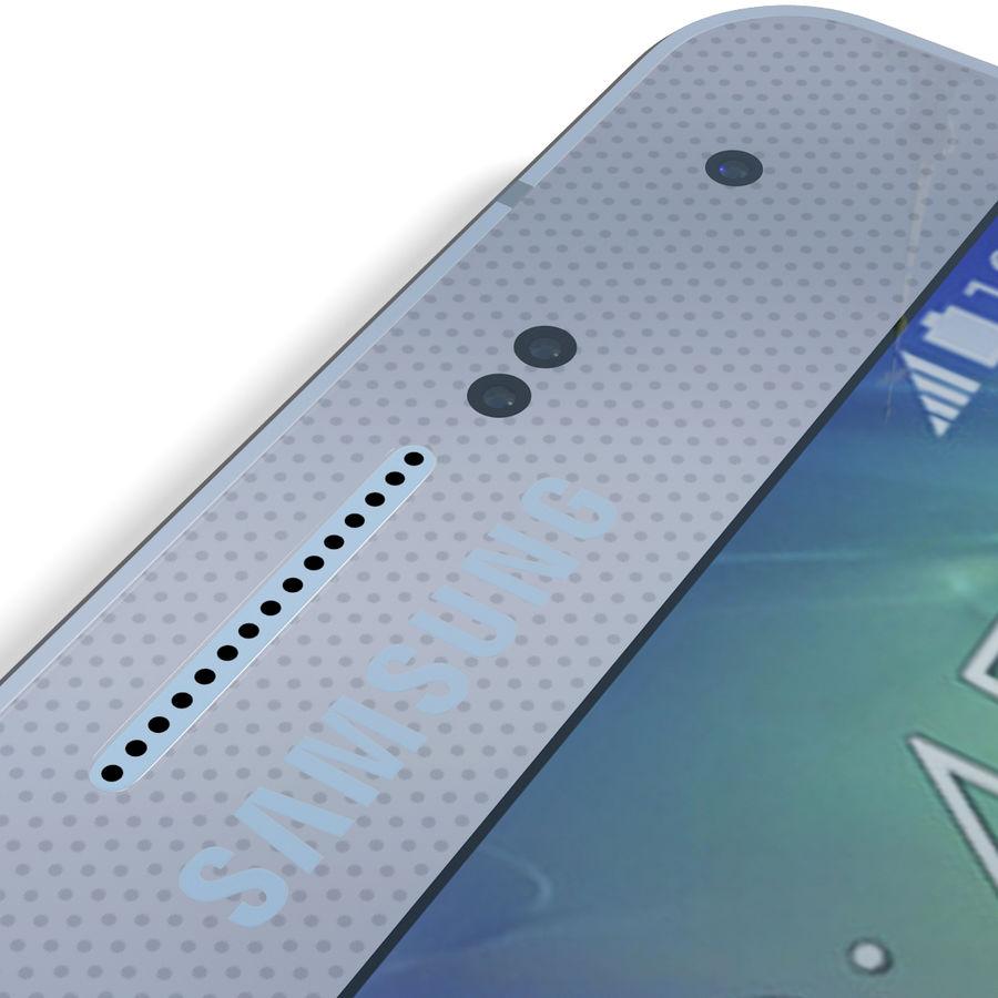 삼성 갤럭시 A5 실버 royalty-free 3d model - Preview no. 18