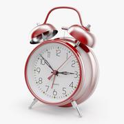 Analog Alarm Clock 01 3d model