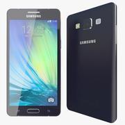 Samsung Galaxy A5 Alla färger 3d model