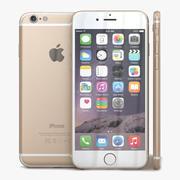 Apple iPhone 6 Plus Złoty 3d model