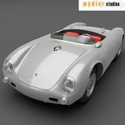 Porsche 550 3d model