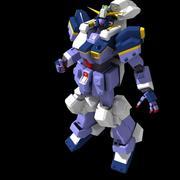 ガンダム 3d model